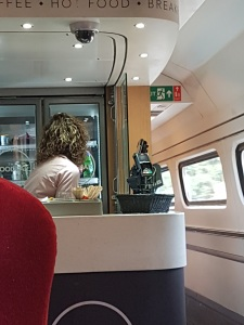 Angie Virgin Trains